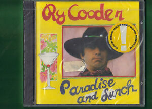 RY-COODER-PARADISE-AND-LUNCH-CD-NUOVO-SIGILLATO