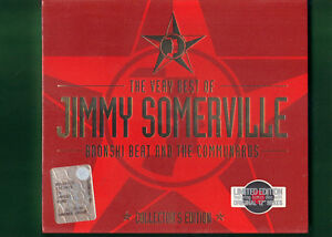 JIMMY-SOMMERVILLE-THE-VERY-BEST-OF-LIMITED-EDITION-DOPPIO-CD-NUOVO-SIGILLATO