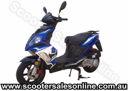 *NEW* Torino Aero Sport MkII Scooter Ride Away Free Delivery*
