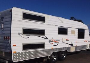2013 New Age Big Red - Triple Bunk Lakes Entrance East Gippsland Preview