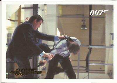 2014 James Bond Gold Parallel 007 Archives Insert Tomorrow Never Dies 037 37