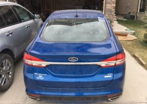 2017 Ford Fusion clean title