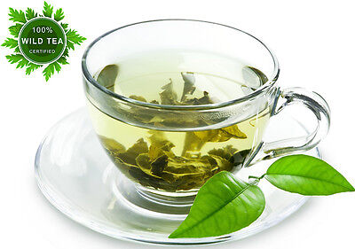 the best wild green tea for natural