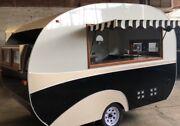 12FT vintage/retro caravan, mobile food van/truck, coffee van, Bayswater Knox Area Preview