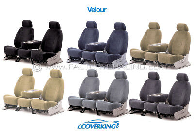 CoverKing Velour Custom Seat Covers for 1992-1997 Cadillac Seville
