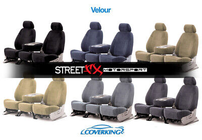 CoverKing Velour Custom Seat Covers for 1986-1995 Acura Legend