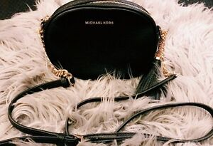 MICHAEL KORS Ginny small leather cross body Marsfield Ryde Area Preview