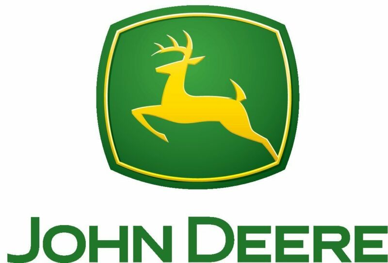 "John Deere Hydraulic Pump Drive OEM Belt - TCU16841    ""Genuine Original OEM"""