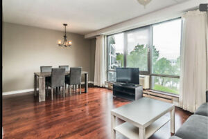 One bedroom apartment condo in Nuns Island