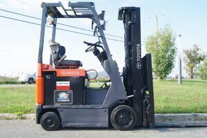 2012 Chariot élévateur/Forklift, Toyota 7FBCU15
