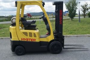 2013 Chariot élévateur/Forklift, Hyster S50FT