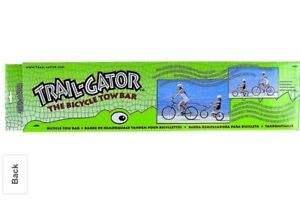 Wanted: Trail Gator or bicycle tow bar