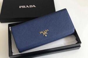 New Authentic Prada Wallet