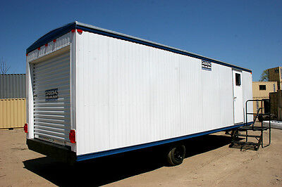 8 X 32 Mobile Officestorage Trailer - Model Da832 New