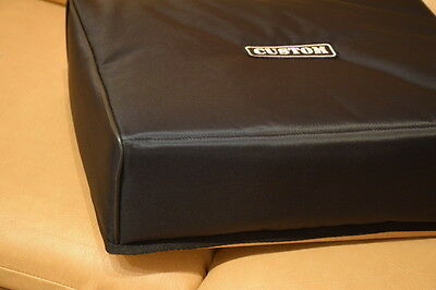 Custom padded cover for Onkyo TX RZ820 receiver w/ rear cut for the cables