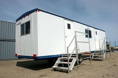 8 X 36 Mobile Office Trailer - Model Ca836 New