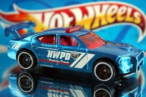 Hot Wheels Police Pursuit Dodge Charger Drift Car Ebay