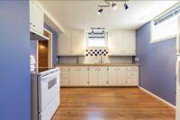 Riverside 1 bedroom suite w/ parking garage available October 1