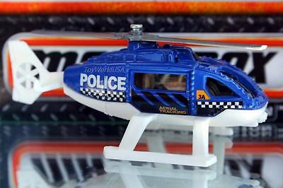 2015 Matchbox Police Squad Exclusive Rescue Helicopter