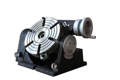 10 Precision Tilting Rotary Table Parttsk-250- New