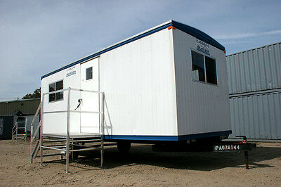 8 X 25 Mobile Office Trailer - Model Ca825 New