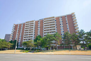 1 Bdrm available at 12 Deerford Road Suite 112, Toronto