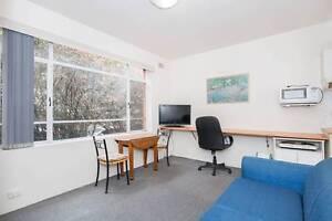Studio in North Sydney – furnished or unfurnished North Sydney North Sydney Area Preview