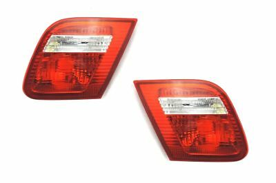 BMW 3 E46 2003-2006 Coupe Cabrio Rear Inner Tail Light Lamp Pair Left / Right
