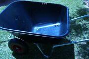 Wheelbarrow 160L Poly Tray Dual- Cheap! $75.00 Rockdale Rockdale Area Preview