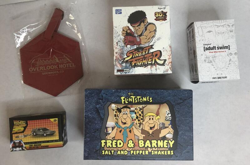 Loot Crate Loot Box Lot Miscellaneous Items Random Stuff F5