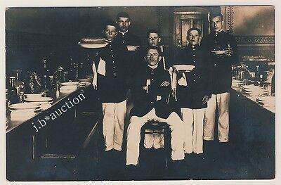 Vorarlberg FELDKIRCH Hotel-Personal Kellner Service / Waiter * Foto-AK um 1910