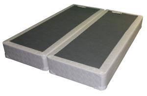 BOX, METAL FRAME & MATTRESS SALE