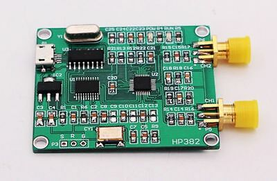 140mhz4.4ghz Rf Generator Usb Rf Signal Generator Sweep Function