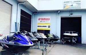 ATTENTION TO ALL JETSKI OWNERS YAMAHA AND SEADOO massive savings Padstow Bankstown Area Preview