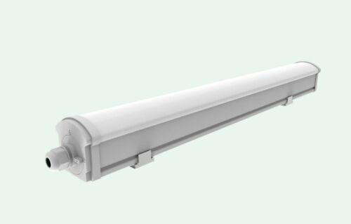 2FT LED Smart Vapor Light, LED, Commercial, Freezer Light, 20W