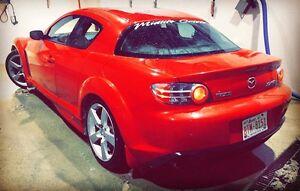 2005 Mazda rx8 GT
