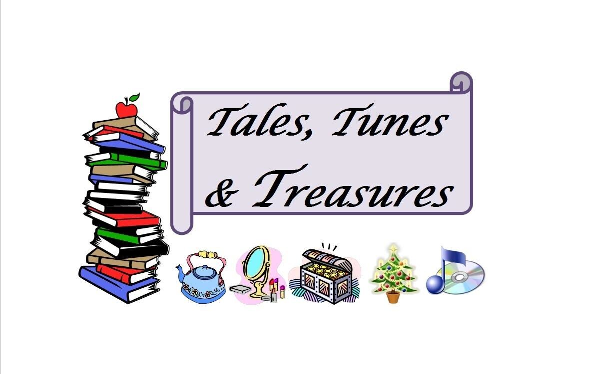 Tales Tunes and Treasures