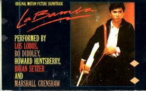 La-Bamba-Various-1987-Cassette-Tape-Official-Movie-Soundtrack-OST-Album