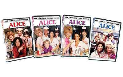 Alice  Tv Series Complete Seasons 1 2 3 4   Original Pilot Box   Dvd Set S  New