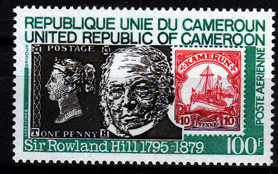 Kamerun 903 **, 100.Todestag Sir Rowland Hill-stamp on stamp