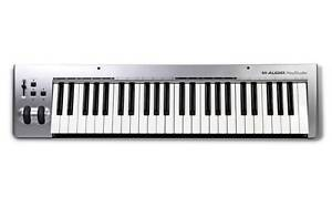 M-AUDIO KEYSTUDIO 49-KEY USB / MIDI CONTROLLER KEYBOARD Sydney City Inner Sydney Preview