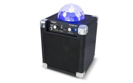 ION Audio House Party Bluetooth Speaker Disco Ball light karaoke Sydney City Inner Sydney Preview