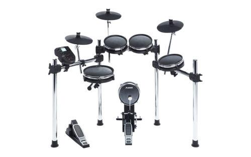 ALESIS SURGE Mesh Drumkit - Eight-Piece Electronic Drum Kit with Mesh Heads!