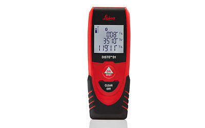 Leica Disto D1 Laser Distance Meter Handheld Distance Measurer Bluetooth 40m