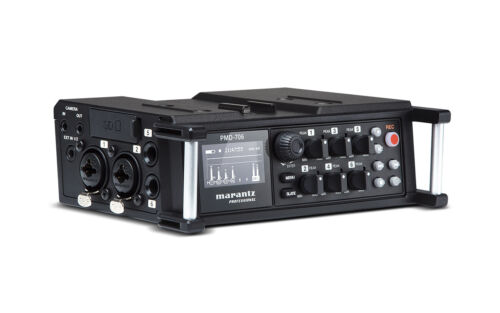 Marantz Professional PMD-706 6-Channel Solid State Field Recorder