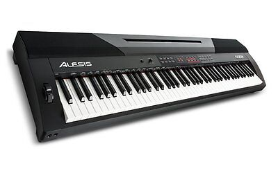 Alesis Coda | 88-Key Digital Piano with Semi-Weighted Keys, Split Keyboard CODA