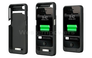 Quick-Charging-1900-mAh-Rechargeable-Case-Lithium-Battery-For-Apple-iPhone-4-4S