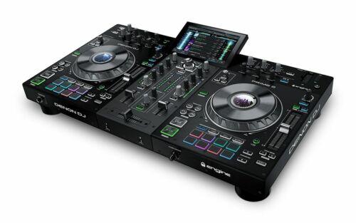 "DENON DJ PRIME 2 - 2-Deck Smart DJ Console with 7"" Touchscreen - Refurbished!"