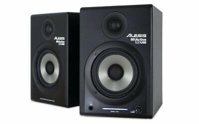 Alesis M1ACTIVE-520-USB Studio Monitors Speakers with USB Audio I/O - Pair