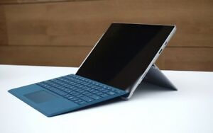 Microsoft Surface Pro 4 with Signature Type Cover and Pen